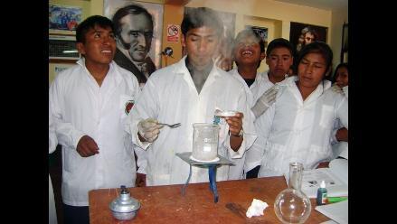 Walter Velásquez y su pasión por la ciencia