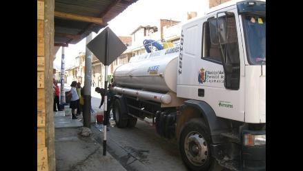 Continúan quejas contra Sedacaj por falta de agua en Cajamarca