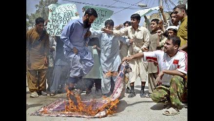 Violentas protestas en mundo musulmán como rechazo a video de Mahoma
