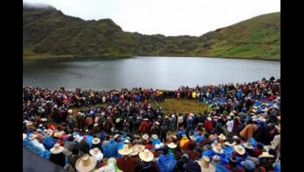 Cajamarca: Anuncian reinicio de paro indefinido el 21 de setiembre