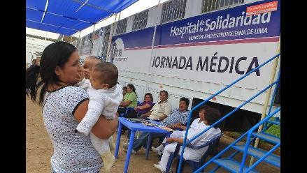 Hospitales de la Solidaridad son alternativa ante huelga médica