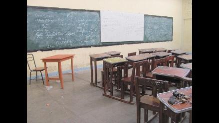 Piura: Padres se oponen a reincorporación de docente en Las Lomas