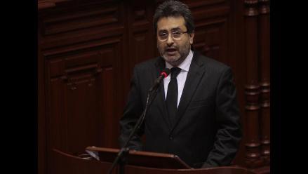 Jiménez: Gobierno no negociará con facciones violentistas