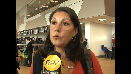 Fabiola León: Una aclimatación necesita como mínimo cinco días