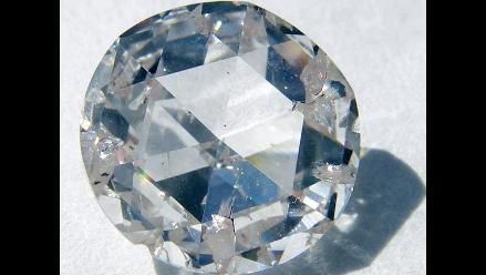 Tesoro de diamantes se formó por impacto de meteorito