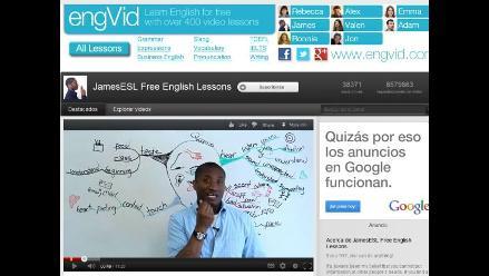 ¿Quiere aprender inglés? Youtube le muestra la mejor forma