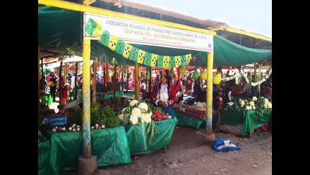 Germán Mejía impulsa la unidad de los agricultores cuzqueños y el comercio justo