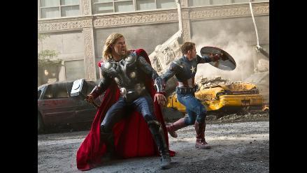 ´The Avengers´ fue un ´milagro´ de taquilla para Marvel
