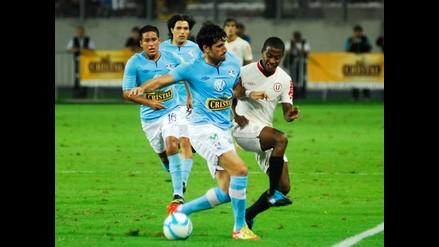 Universitario y Sporting Cristal empataron 1-1 por el Descentralizado