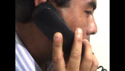 Congreso aprobó sancionar a quienes hagan llamadas falsas a bomberos y PNP
