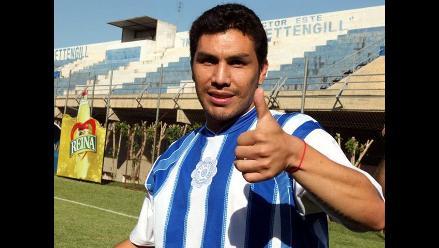 Salvador Cabañas ascendió a Segunda División con el 12 de Octubre