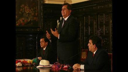 Alan sobre cogobierno: Ollanta tiene derecho a trabajar con quien decida
