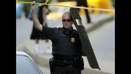 Hombre armado toma rehén en un edificio de oficinas en EEUU