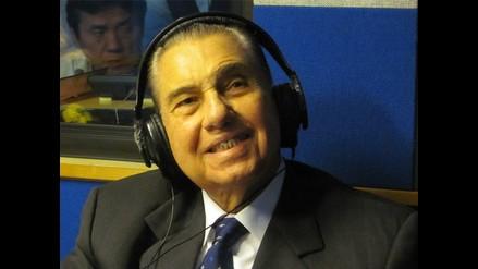 Falleció exministro Javier Silva Ruete