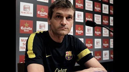 Tito Vilanova: No volveremos a ver a un jugador como Lionel Messi