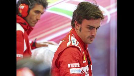 Fernando Alonso: En Singapur no somos tan competitivos como en Monza
