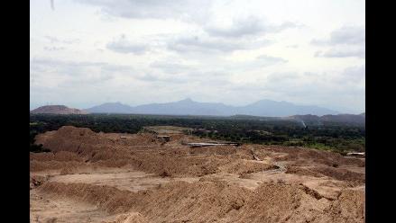 Lambayeque: Descubren pirámides de 1 375 años antigüedad en Luya