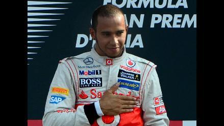 Lewis Hamilton: GP de Singapur es un circuito duro para los neumáticos