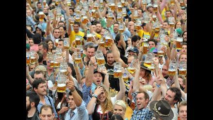 Arranca Oktoberfest de Múnich, la más tradicional y popular del mundo