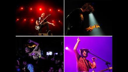 Miles vibraron con Lima Vive Rock