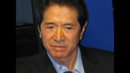 Jaime Yoshiyama: Candidatura de Nadine sería una reelección