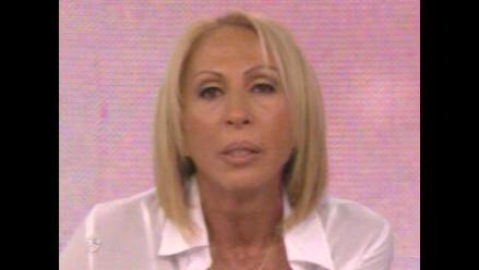 Laura Bozzo dice fracasada a Gisela y pide no hacer leña del árbol caído