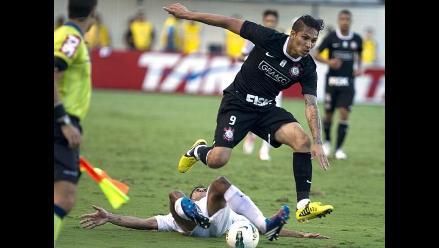 Paolo Guerrero será titular ante el Botafogo de Clarence Seedorf