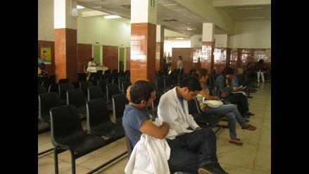 La Libertad: Administrativos del Minsa anuncian un paro de 72 horas