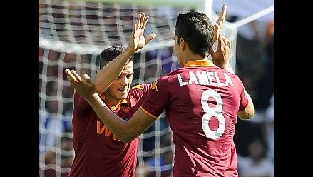 Roma vence al Cagliari tras decisión de la justicia deportiva italiana