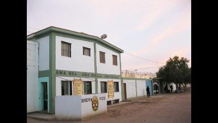 Chiclayo: Alcalde de Picsi exige el traslado de presos a otros penales
