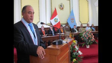 Alcalde de Chiclayo: ´Hay gente desesperada por ocupar mi puesto´