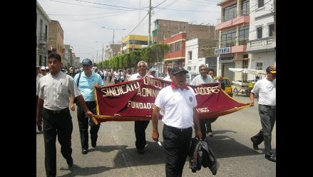 Lambayeque: Huelga en la UNPRG paraliza trámites administrativos