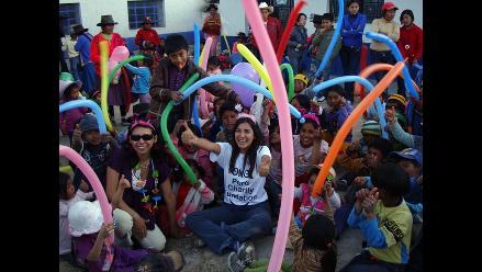 Ingrid Hernández trabaja por el desarrollo y progreso de Andahuaylas