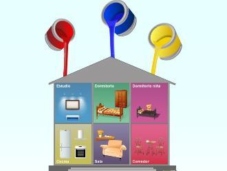Elige el tuyo: Un color para cada ambiente del hogar