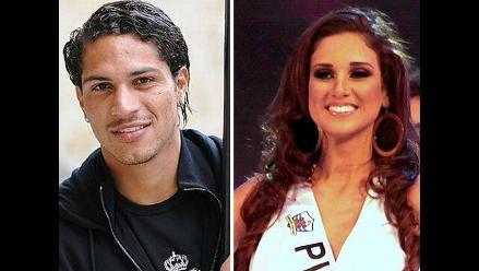 Miss Perú Mundo se declara fan enamorada de Paolo Guerrero
