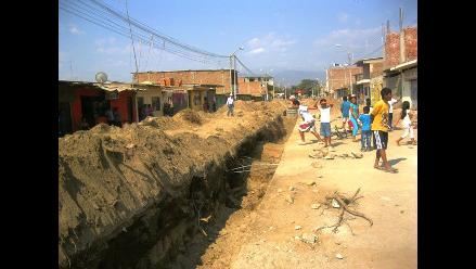 Lambayeque: Dirección de Arqueología evalúa zona donde hallaron osamentas