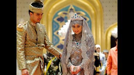 Invirtió más de 20 millones de dólares en su boda