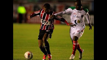 Sao Paulo empató de visita 1-1 con Liga de Loja por la Sudamericana