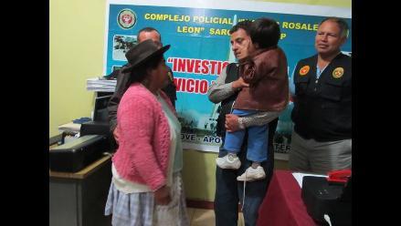 Junín: Mujer abandona a su hijo de un año en hospedaje en El Tambo