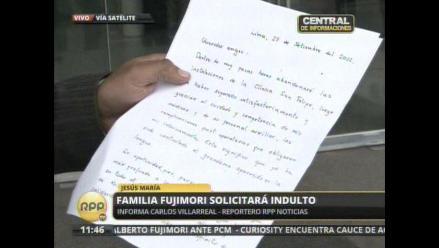 Fujimori afirma que superó complicaciones que obligaron internamiento