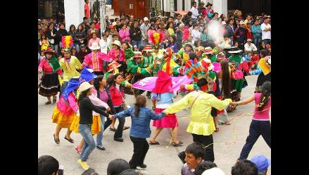 Áncash: Carnaval huaracino, mucho más que una tradición