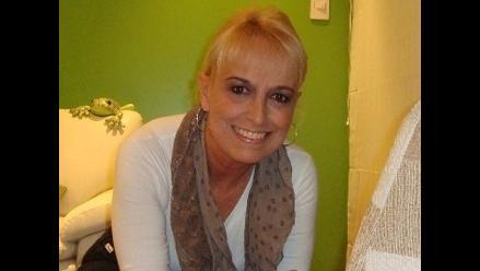 Regina Alcóver recibió saludo de cumpleaños del Puma Rodríguez