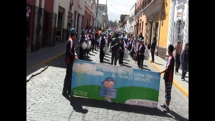 Una tarea de todos: erradicar el trabajo infantil en Arequipa