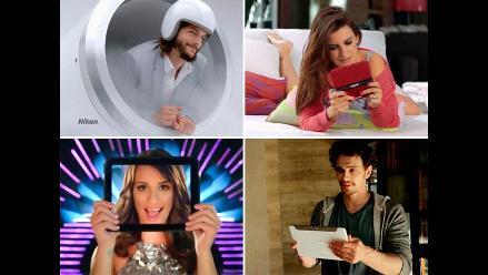 Siete celebridades que auspiciaron algunos productos tecnológicos