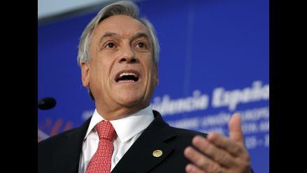 Avión de Piñera sufrió desperfecto cuando se dirigía a ASPA en Perú