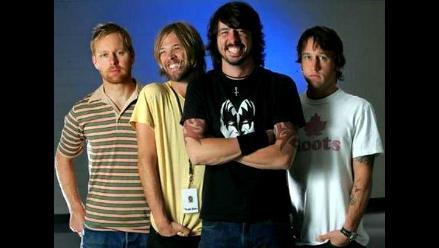 Foo Fighters anuncia su retiro temporal