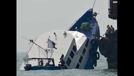 Mueren 38 personas en accidente marítimo de Hong Kong