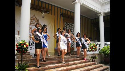 Trujillo: Bellas jóvenes se disputan título de ´Señorita Distrito´