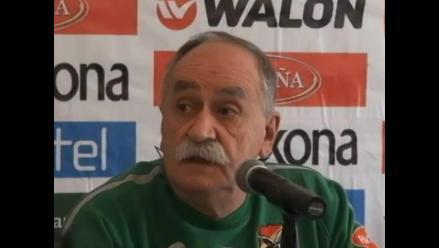 Xabier Azkargorta: Vamos a estar alertas para jugar contra Perú