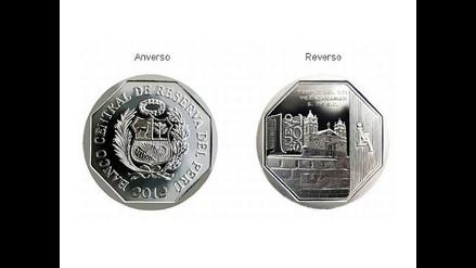 Entra en circulación nueva moneda de un sol